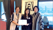 Zonta International  Centennial Anniversary Grant